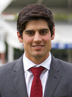 Alastair Cook MBE - The Celebrity Agent