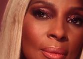 Mary J Blige for MAC Cosmetics feature at Celebrity Agent