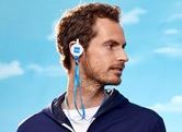 Sir Andy Murray for American Express feature at Celebrity Agent