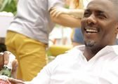 Idris Elba for Stella Artois feature at Celebrity Agent