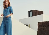 Angela Scanlon for Warehouse feature at Celebrity Agent