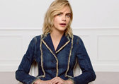 Cara Delevingne for Dior Jewellery feature at Celebrity Agent