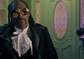 Snoop Dogg for Just Eat feature at Celebrity Agent
